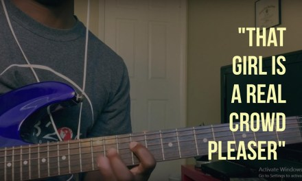 How To Play 'Black Beatles' by Rae Sremmurd on Guitar