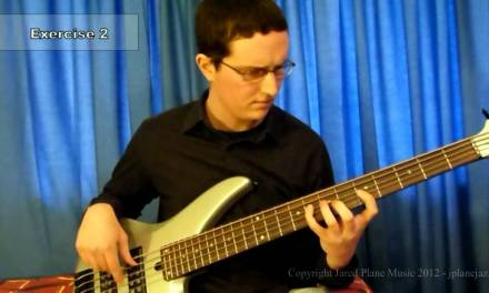 How to Play The Minor Pentatonic Scale: Bass Guitar Lesson