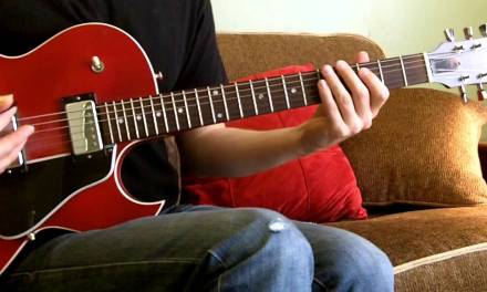 """HOW TO PLAY G MAJOR """"BLUES"""" PENTATONIC SCALE (EXTENDED)"""