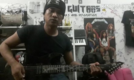 Pro Setup Gitar ESP LTD M10 MiV by PHC Guitars