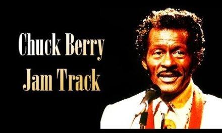 5 Chuck Berry Backing Tracks