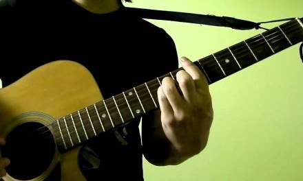 Hey Soul Sister – Train – Easy Guitar Tutorial (Bar Chords Version)