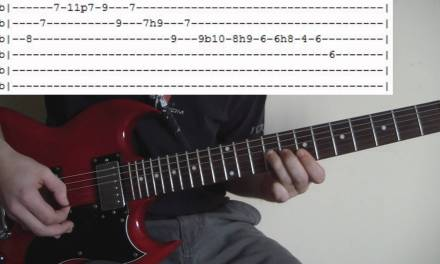 Say It Ain't So by Weezer – Full Guitar Lesson & Tabs w/ SOLO