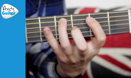 Easy Acoustic Blues With Lead Licks – Guitar Lesson FREE TAB