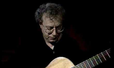 (Guitar Lesson) Frederic Hand – Classical Guitar Technique and Musicianship