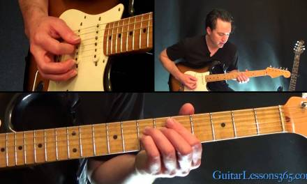 Gimme Shelter Guitar Lesson – The Rolling Stones