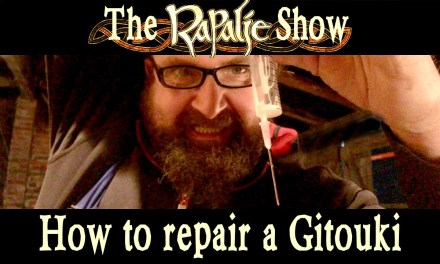 How to repair William's gitouki – The Rapalje Show episode 8