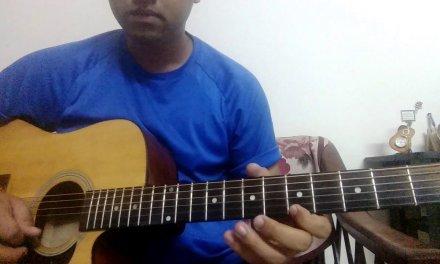 likhe jo khat tujhe    easy    guitar lesson for beginners    chords    tabs    Strumming   