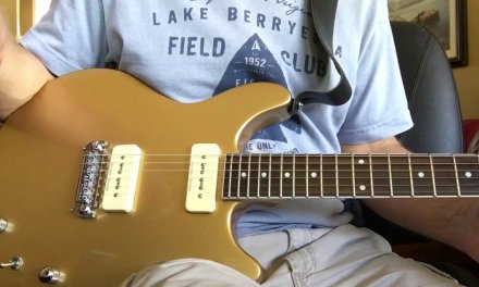 1/4 Turn on truss rod can make your guitar come alive