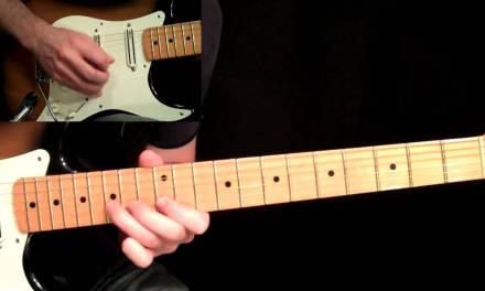 Slash Style Soloing And Techniques Pt.2 – Advanced Guitar Lesson