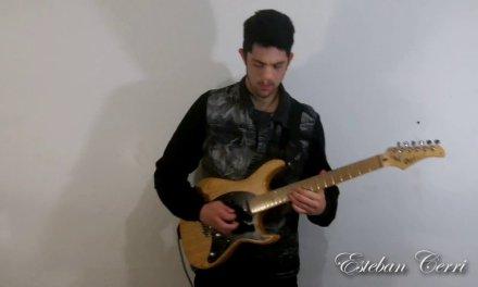 STRATOVARIUS –  EAGLEHEART (Cover Guitar)