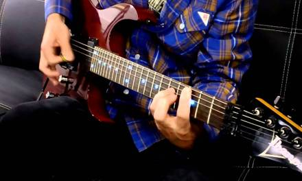 Power Chords – Guitar Lesson With Michael Alexander @ School Of Shred