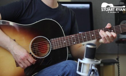 Acoustic Guitar Lesson – Big Chords