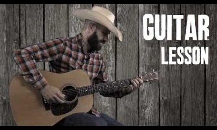 Adding Fills Between Your Chords with the G Major Scale – Beginner Country Bluegrass Guitar Lesson