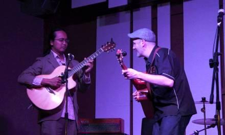 Blue Monk (Thelonious Monk) | Adam Rafferty & Az Samad