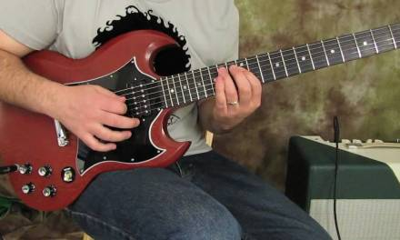 Rock and Blues Guitar Lesson – How to Play Lead Guitar Solos with Scales