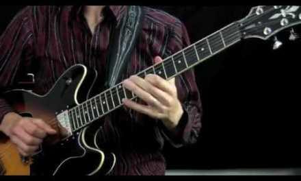 Blues Guitar Rhythm Lesson – YouTube.flv