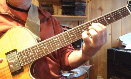 Jazz harmony lesson, guitar, piano, increase your diminished 7th chords vocabulary infinitely!