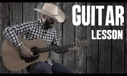 Common Bluegrass Flatpicking Licks – Guitar Lesson Tutorial