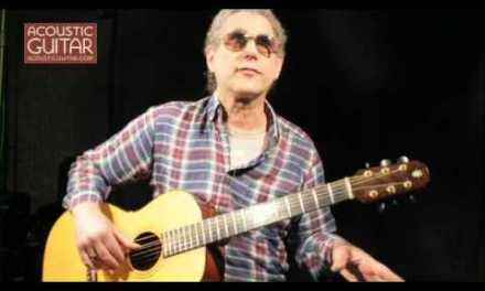 Rick Ruskin Lesson on Fingerstyle Accompaniment Ex. 1 – 4 from Acoustic Guitar