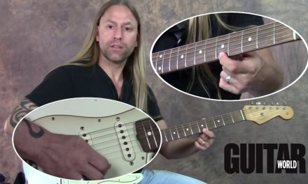Steve Stine Guitar Lesson #1 Trick to Killer Blues Guitar Solos
