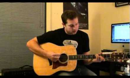 This is Country Music Brad Paisley Guitar Lesson Part 1 of 2 from www.Freeandeasyguitar.com