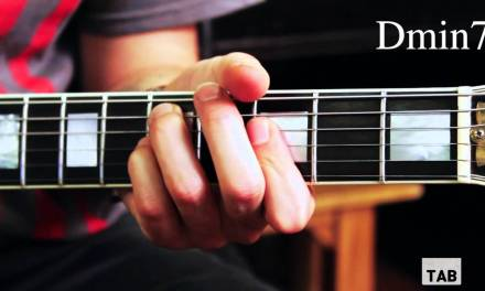 Blues Comping (Robben Ford Style) #1 – Guitar Tutorial with Paul Audia