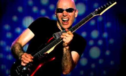 OFFICIAL Backing Track – Crowd Chant – Joe Satriani