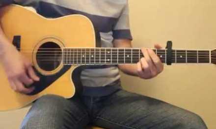 When It Rains It Pours – Luke Combs – Guitar Lesson