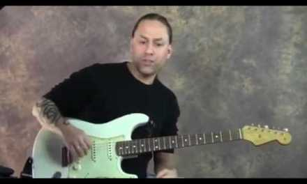 Steve Stine Guitar Lesson 3 Blues Guitar Turnarounds You Can Use
