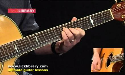 Ramble On – Led Zeppelin – Guitar Lesson With Danny Gill Licklibrary