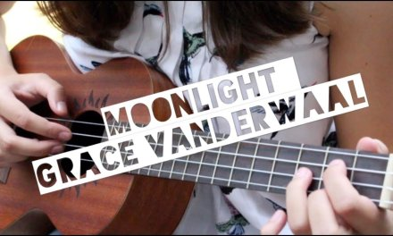 Ukulele Lesson – Moonlight – Grace VanderWaal (Fingerpicking + easy Chords)