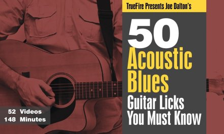 50 Acoustic Blues Licks – Introduction – Guitar Lessons