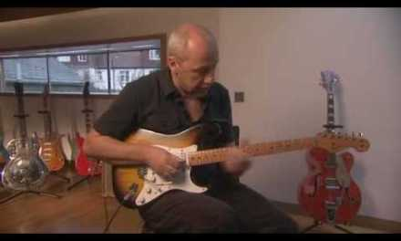 Mark Knopfler Talking about the electric guitar
