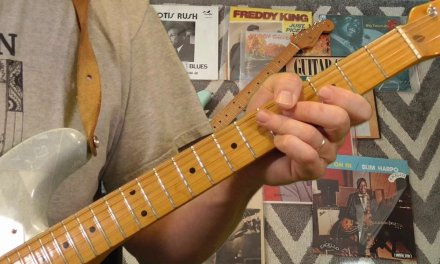 BoBlues Guitar Lesson – Minor Chords