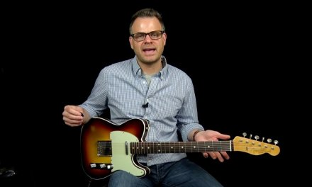 How to use Dynamics when playing a blues lick