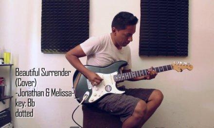 Beautiful Surrender – Bethel music /Jonathan & Melissa Helser (guitar cover)