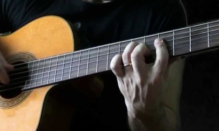 Michael Jackson – Heal The World – Classical Guitar