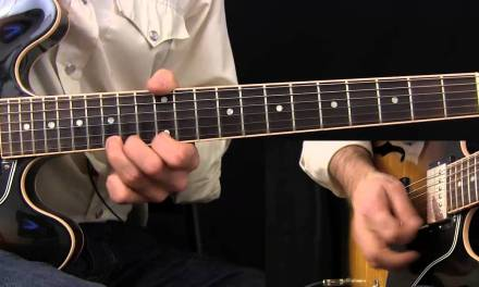 Eric Clapton Hideaway Style Blues Guitar Lesson Key of E