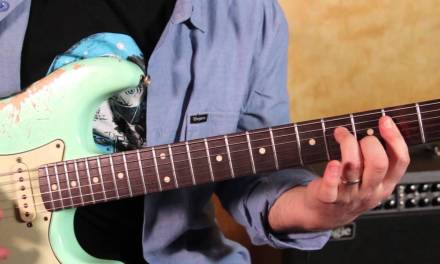 Grateful Dead – Sugar Magnolia – How to Play the Main Riff – Guitar Lesson – Country Blues