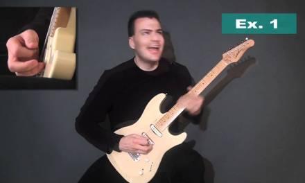 Ewan Dobson – Electric Guitar Influences (Lesson Excerpt)
