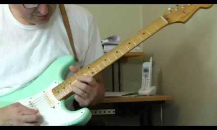 Buddy Guy Guitar Lesson – Licks w/Junior Wells Lesson #3