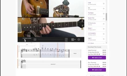 How to Use Soundslice with TrueFire Online Guitar Lessons