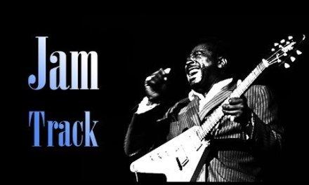 Albert King Style / Key: G (Jam Track)