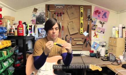 Guitar Tech Tips: Single Coil Guitar Pickup Height Adjustment // Monty's Guitars London