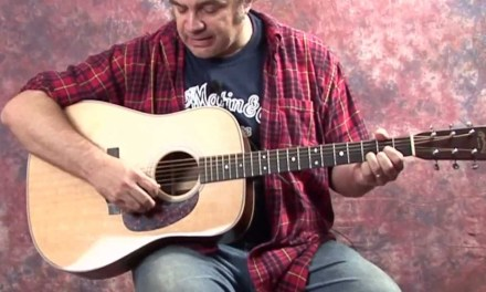 How to Play The Needle and the Damage Done by Neil Young