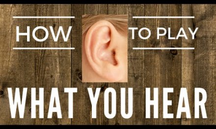 How to Play What You Hear Easily – for Jazz Guitarists – Lesson, Q&A and Tutorial