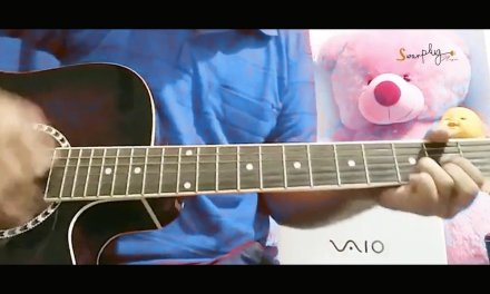 Ye Baarish |  Darshan Raval | Easy Guitar Tutorial lesson | Easy learn guitar | Hindi  2017