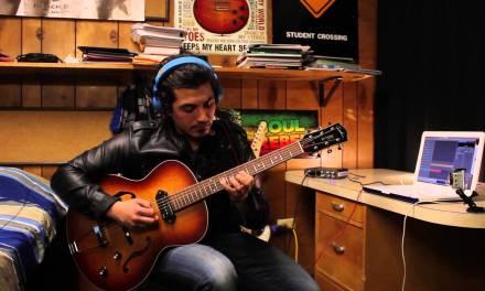 Bebop Guitar playing