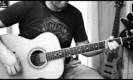 Revelations – Audioslave [Acoustic Guitar Arrangement with TAB/score]